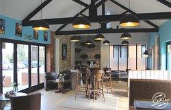 Cosy Italian Café at Wolverton Mill