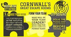 Cornwalls Great Escape Rooms Ltd