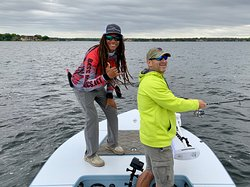 BFF Bass Friends Forever-Amazing day on the water