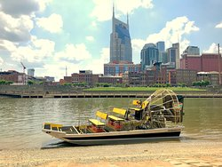 Airboat Nashville