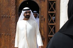 HH Sheikh Mohammed Bin Rashed Al Maktoum
