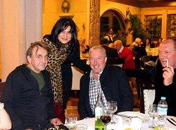 Андре́й Вади́мович Макаре́вич в гостях в ресторане Гуджари, 2013 год  *** Andrey Makarevich visiting Restaurant Museum Gujari, 2013