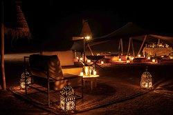 Evening In Ghazala Camp