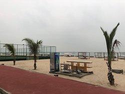 Finally nice beach in Lagos