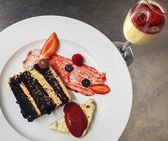 Tasting menu, desserts