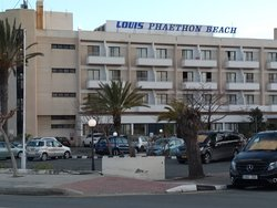 The amazing Louis Phaethon beach hotel