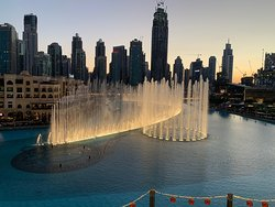‪The Dubai Fountain‬