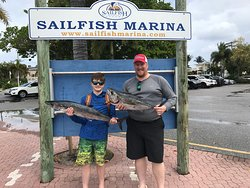 Great Father son Fishing trip!!!!