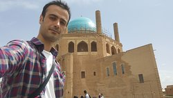 great  Soltaniyeh in Zanjan