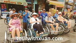 Tour With Xuan
