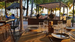 Your table with the best view of Santa Teresa