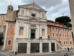 Worth a look if near the forum and is right beside the Capitoline Museums.