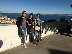 Free tour  por Alfama - lisboa