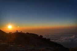 The Highest Mountain in West Java