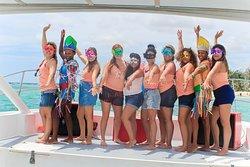 Catamaran Tours Punta Cana