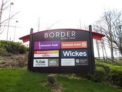 Border Retail Park, Wrexham