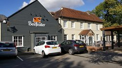 Harlow Mill Beefeater