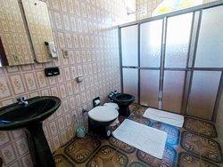 Banheiro Suite Luxo Decorada 201