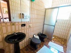 Banheiro Suite Luxo Decorada 202