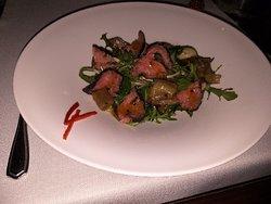 Beef Cutlet Salad