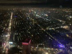 View of Taipei City High Up!