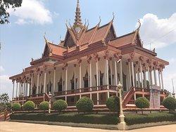 100 Colums Pagoda