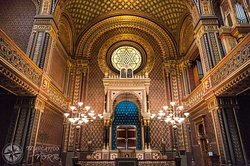 Spanish Synagogue, Jewish Museum in Prague