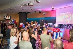 Cuban night event in Olympic Casino Kosice