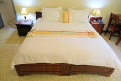 Axum Touring Hotel Standard Double Bedroom Decorated