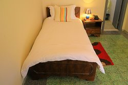 Axum Touring Hotel Standard Single Bedroom