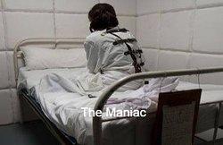 * The Maniac - a bit scary