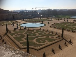 Nice palace, but not the first attraction to visit while in Paris