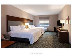 Two Queen Guestroom Holiday Inn Tallahassee E. Capitol Universities