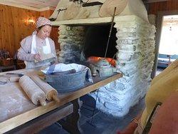 Skansen Open-Air Museum Bake house