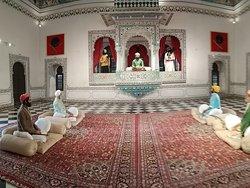 Durbar Hall - Fateh Prakash Palace State Museum Chittorgarh