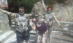 A visit to the Volcano, mudbath and sulfur pool included