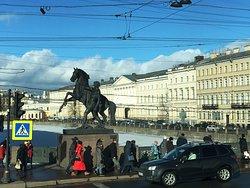 """""""Сити Тур"""": автобусная экскурсия по Санкт-Петербургу (март 2019 года)"""