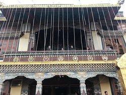 Guru Lhakhang Monastery exterior
