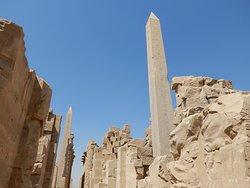 Obelisk of Queen Hapshetsut,