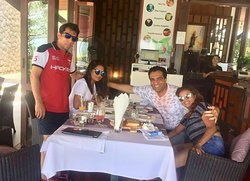 Thank you very much for coming to have lunch with us. #BYD #thailandholiday #Patongbeach #travel #phukethotels #rice restaurant #boutiqueresort #romanticresort www.baanyindee.com