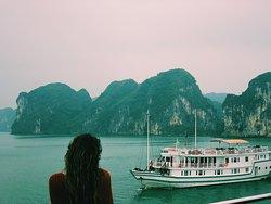 Halong Bay party cruise