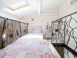 """chambre """"Le Marteau Rigolo""""  mezzanine,"""