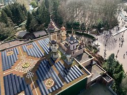 Symbolica from above