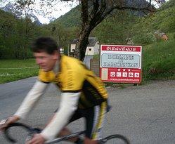 Cyclistes bienvenus....