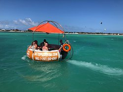 Octopus Aruba with years of experience and respect to the guest, offer unique moments in the Caribbean sea. Specialized crew will provide you with all the necessary knowledge about how to explore the main area. You can book our boats with confidence, knowing that you are in safe hands. Our Crew is ready to Welcome you on board!