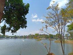 Kapang Surin Pond
