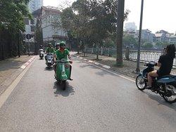 Bangkok Vespa Tour