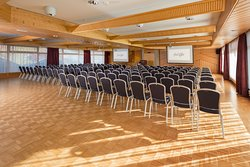 Salle Gastlosen en style théâtre pour 100 personnes