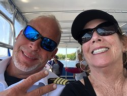 Saturday afternoon Boating with Odyssey Cruises