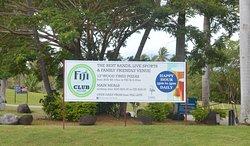 Fiji Club House.